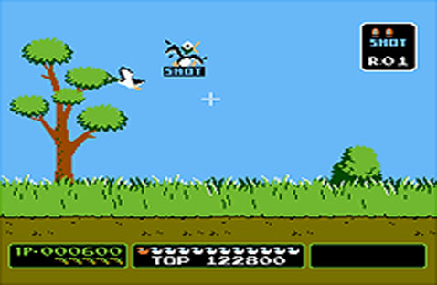 Duck Hunt (VS.)